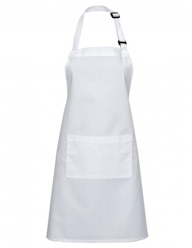 Fartuch kucharski biały