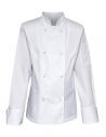 Bluza kucharska damska biała