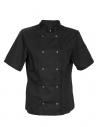 Bluza kucharska męska czarna