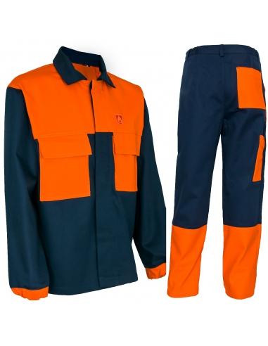 Ubranie spawalnicze bluza i spodnie