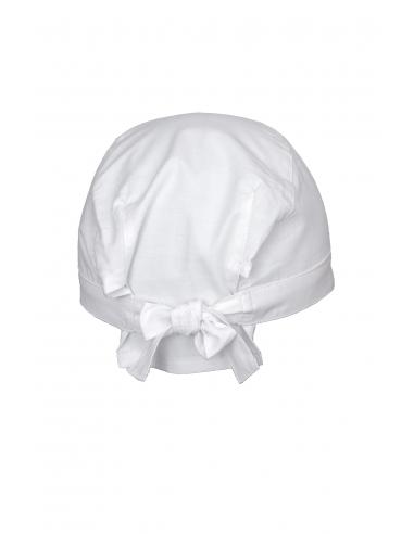 Czapka kucharska bandana biała