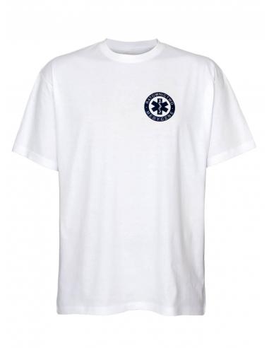 Koszulka ratownicza męska biała