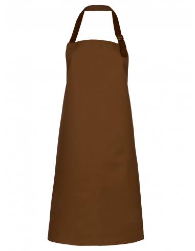 Fartuch kuchenny brązowy