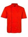 Bluza kucharska męska czerwona